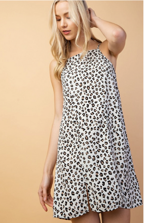 Baby Cheetah Dress