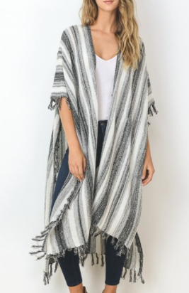The Jude Oversized Poncho