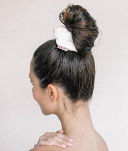 Luxury Microfiber Scrunchies