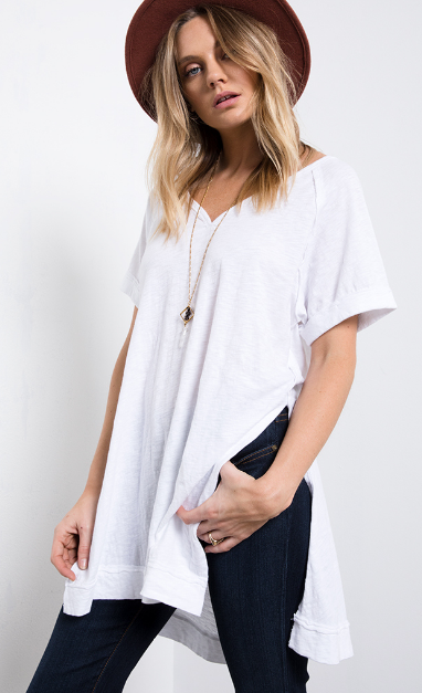White Crow Macon Tunic