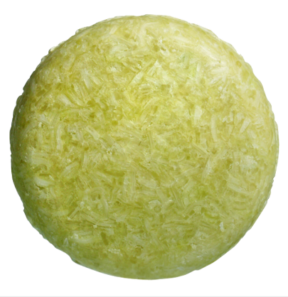 Coconut Lime Shampoo Bar