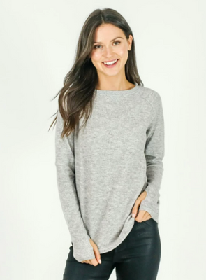 Heather Haaci Thumbhole Top