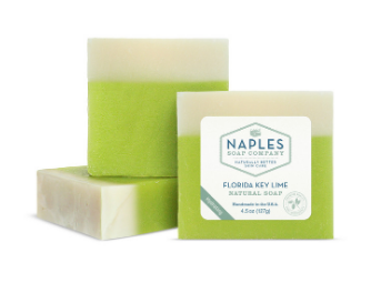 Florida Key Lime Natural Soap