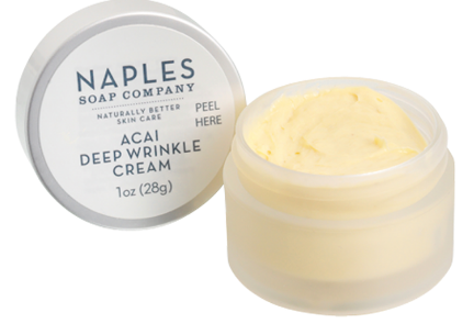 Acai Deep Wrinkle Face Cream