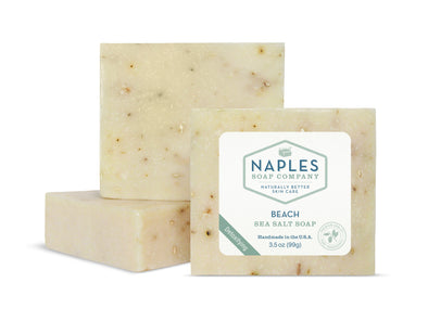 Beach Sea Salt Soap