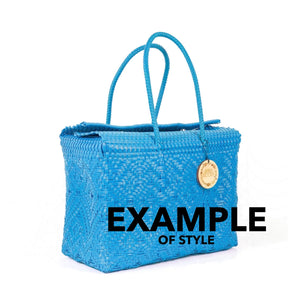 MV Kahlo Basket Handbag