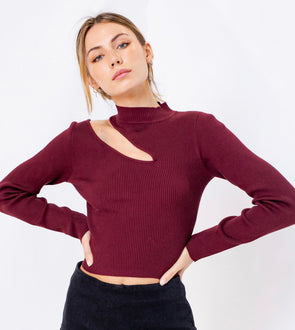 Sophie Cut-Out Top