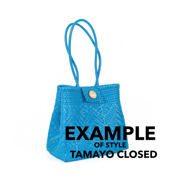 MV Tamayo Closed Tote Handbag