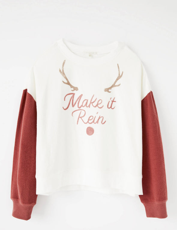 Elle Make It Rein Top
