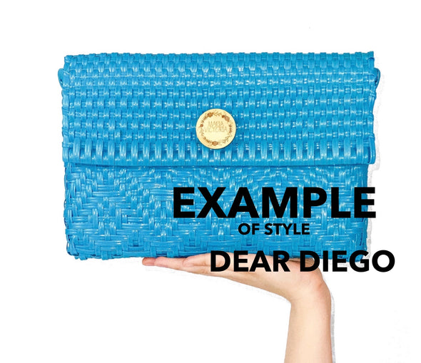 MV Dear Diego Clutch Handbag