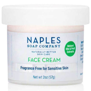 Lightweight Unscented Face Cream