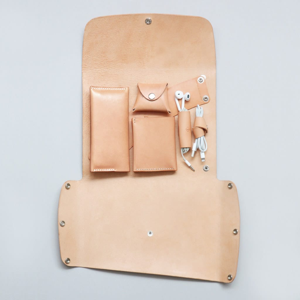 iPad Leather Case by Koncept Studios