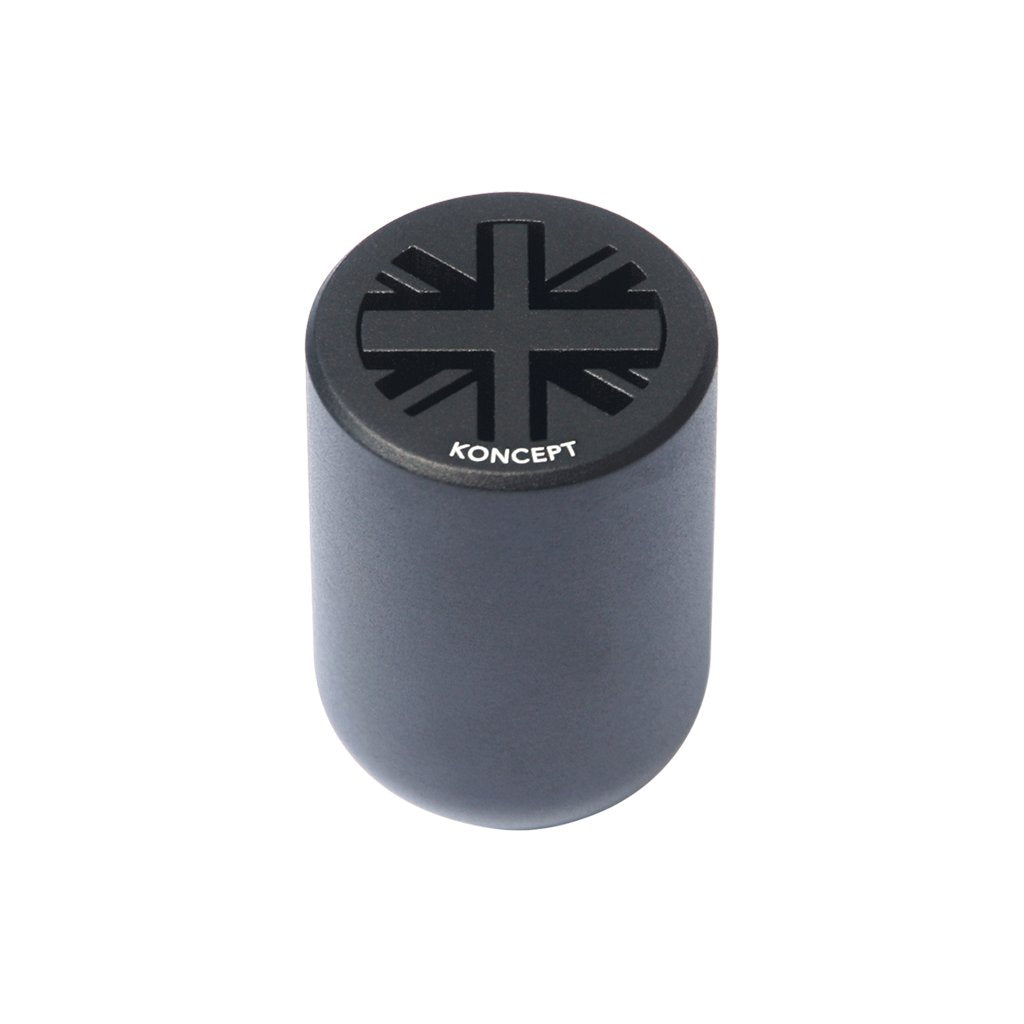 Black classic mini gear knob