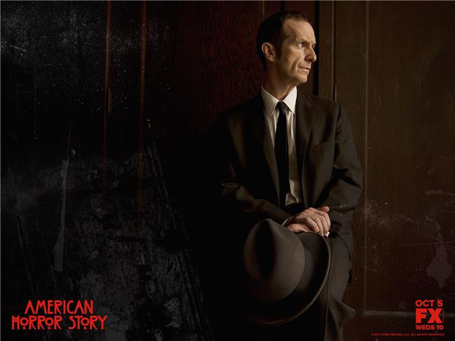 American Horror Story Silk Print TV Shows Poster 007