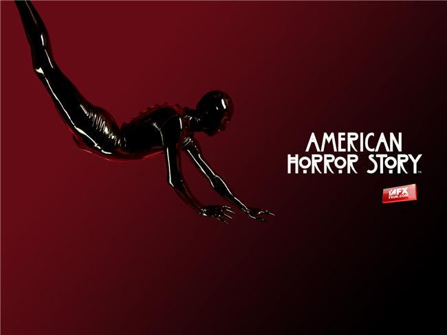 American Horror Story Silk Print TV Shows Poster 014
