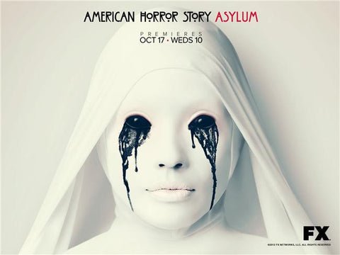 American Horror Story Silk Print TV Shows Poster 015