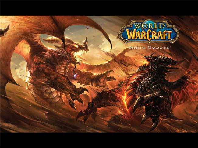 World of WarCraft Silk Print Games Poster 103