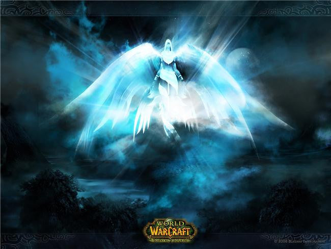 World of WarCraft Silk Print Games Poster 097