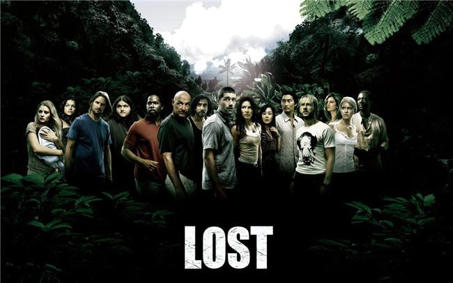 Lost Season Silk Print TV Shows Poster 002