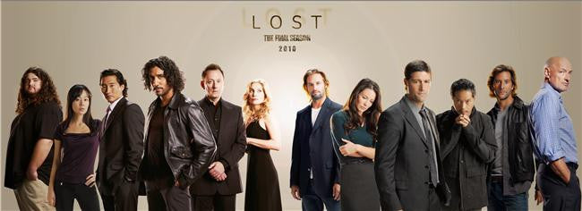 Lost Season Silk Print TV Shows Poster 019