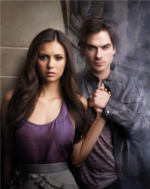 Vampire Diaries Silk Print TV Shows Poster 071