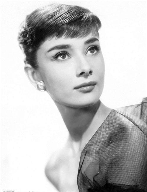 Audrey Hepburn Silk Print Artists Poster 124