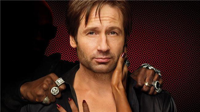 Californication Silk Print TV Shows Poster 006