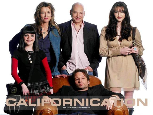 Californication Silk Print TV Shows Poster 016