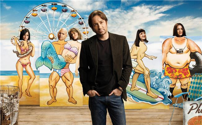 Californication Silk Print TV Shows Poster 030