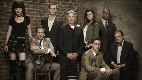NCIS Silk Print TV Shows Poster 012