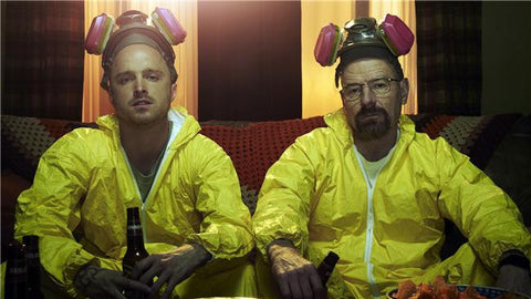 Breaking Bad Silk Print TV Shows Poster 037