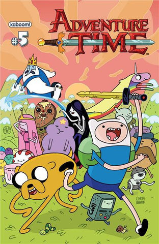 Adventure Time Silk Print Animes Poster 002