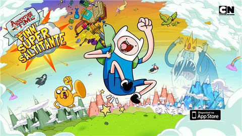 Adventure Time Silk Print Animes Poster 014
