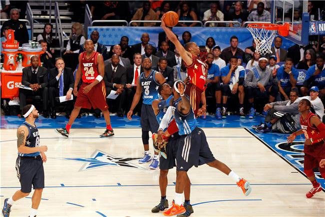 2012 NBA All Stars Silk Print Sports Poster 008