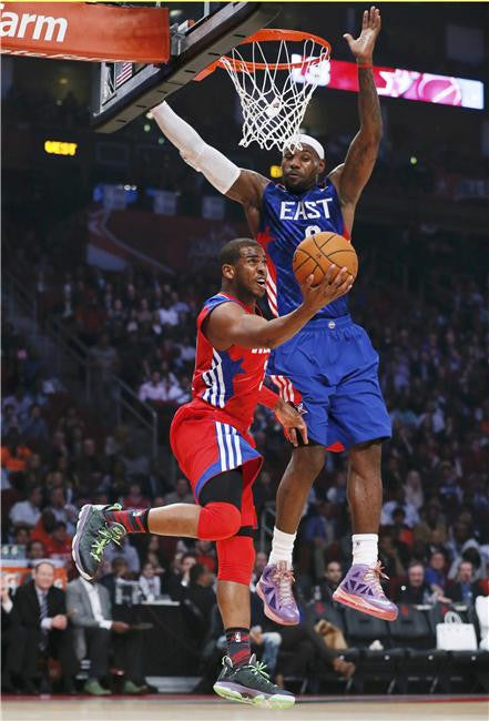 2013 NBA All Stars Silk Print Sports Poster 010