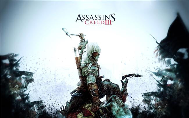 Assassins Creed III Silk Print Games Poster 029
