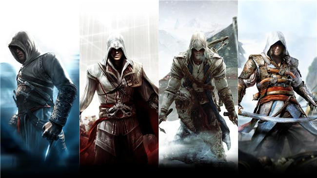 Assassins Creed IV 4 Silk Print Games Poster 018