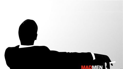 Mad Men Silk Print TV Shows Poster 020