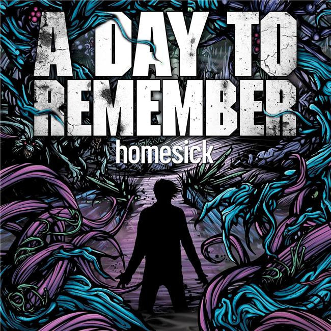 A Day to Remember Silk Print Music Poster 008