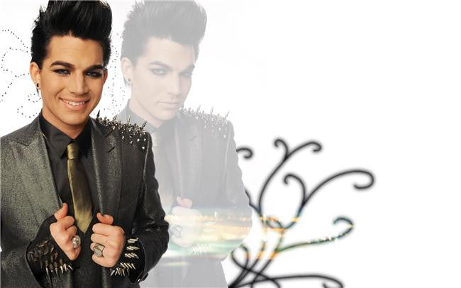 Adam Lambert Silk Print Artists Poster 008