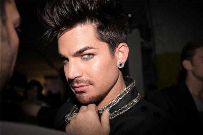 Adam Lambert Silk Print Artists Poster 009