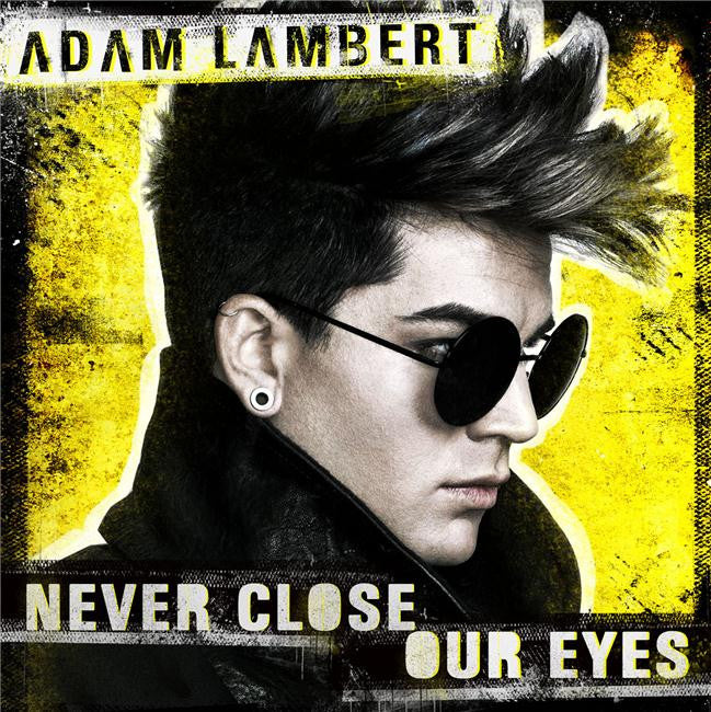 Adam Lambert Silk Print Artists Poster 019