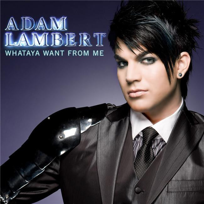 Adam Lambert Silk Print Artists Poster 020