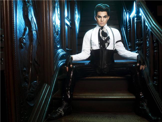 Adam Lambert Silk Print Artists Poster 046