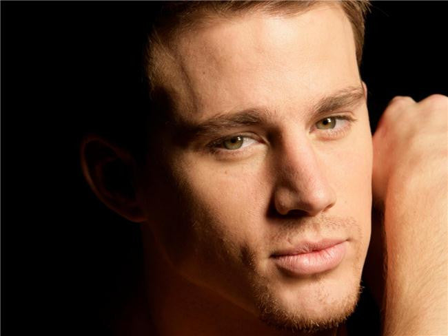 Channing Tatum Silk Print Artists Poster 017