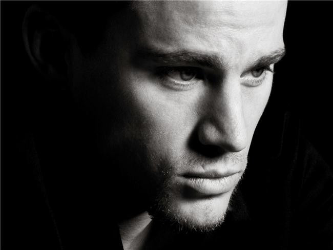 Channing Tatum Silk Print Artists Poster 020