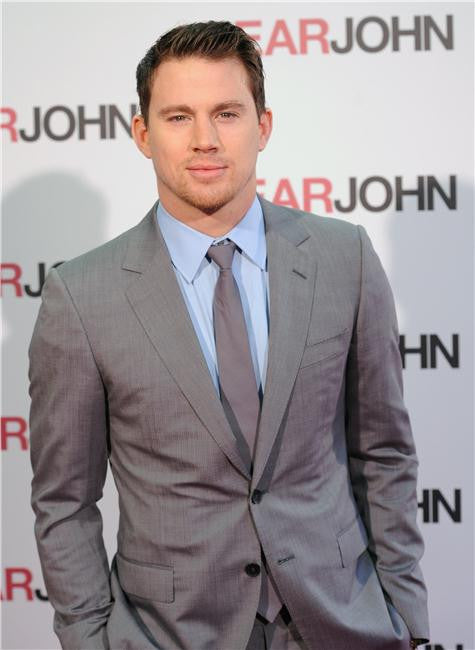 Channing Tatum Silk Print Artists Poster 029