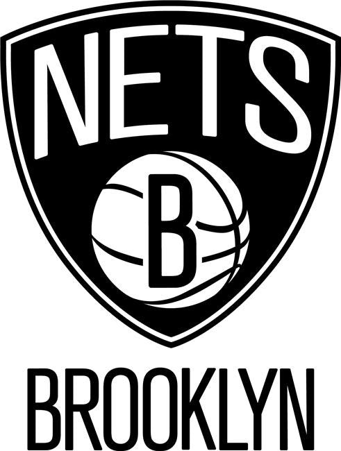 Brooklyn Nets Silk Print Sports Poster 010