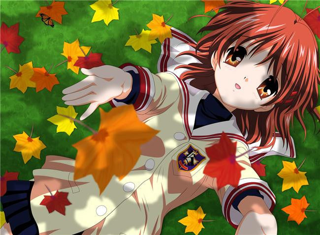 Clannad Anime Silk Print Poster 067