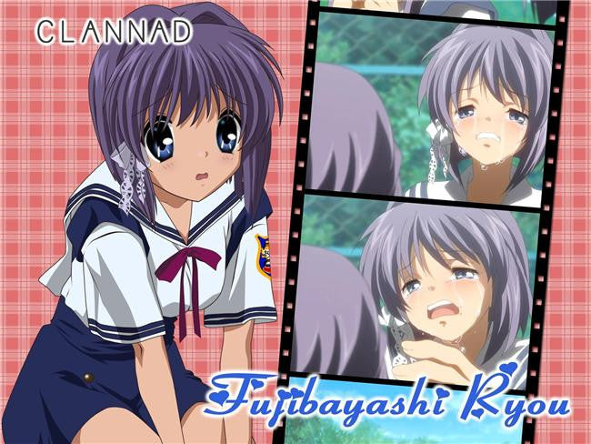 Clannad Anime Silk Print Poster 105